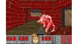 Doom is known well for it's odd monsters