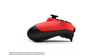 DualShock 4 - Magma Red