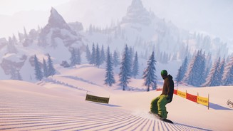 Snow - Screenshots zur Version 0.8.0