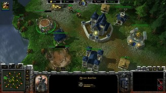 <b>StarCraft 2</b><br/> Screenshots von der Mod »WarCraft: Armies of Azeroth«