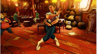 Street Fighter 5Screenshot von den Story-Kostümen