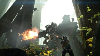 TitanfallScreenshots aus dem DLC »Expedition« - Swamplands