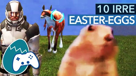 10 irre Easter-Eggs in Spielen - Video-Special zu Ostern