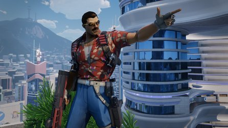 Agents of Mayhem - Trailer zeigt Spezialwaffen der Agents