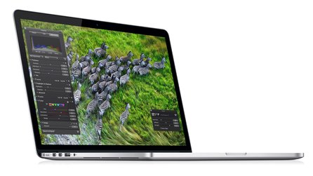 Apple MacBook Pro 15 Retina Mitte 2012