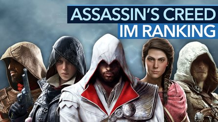 Assassin's Creed im Ranking