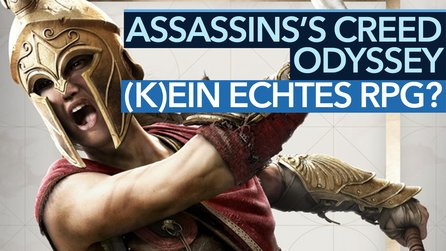 Assassin's Creed: Odyssey - Video-Diskussion: (K)ein echtes Rollenspiel?