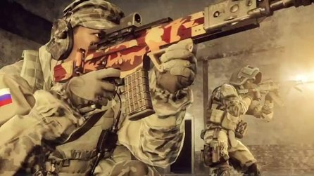 Battlefield 4 - Gameplay-Trailer zeigt Events & Levelzerstörung