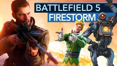 Battlefield 5: Firestorm - Was macht dieses Battle Royale besser als Fortnite & Co.?