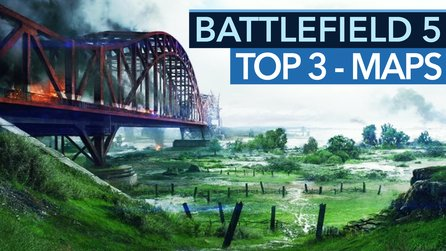 Battlefield 5 - Map-Highlights im Video: Diese drei Karten erinnern uns an Battlefield 1942