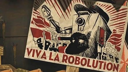 Borderlands - DLC-Trailer zu Claptrap's New Robot Revolution