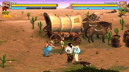 Bud Spencer & Terence Hill: Slaps and Beans - Screenshots