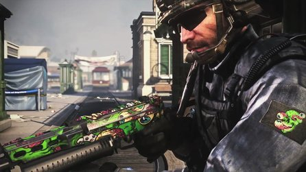 Call of Duty: Ghosts - Gameplay-Trailer zur Item-Personalisierung