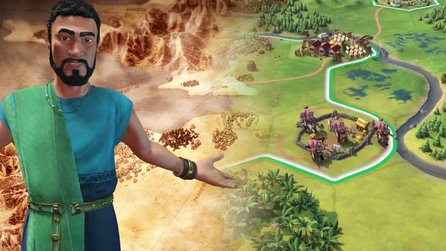 Civilization 6 - E3 2016 Gameplay-Demo: Eine komplette Partie erklärt