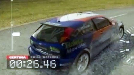 Colin McRae Rally 3 - Preview-Video