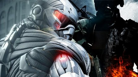 Crysis 2 - Grafik-Duell mit Crysis 1, Black Ops & Bad Company 2