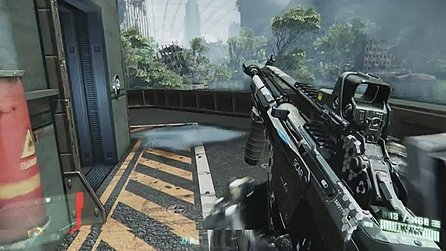Crysis 3 - Demo-Gameplay von der E3 2012