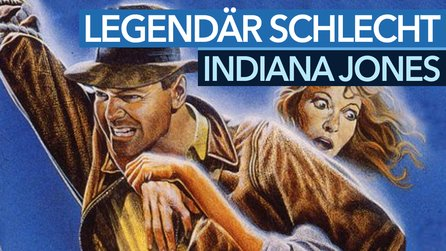 Indiana Jones and the Fail of Atlantis - Die schlechtesten Spiele aller Zeiten