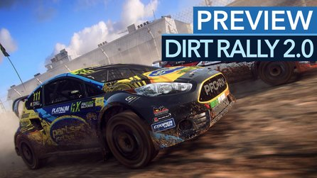 Dirt Rally 2.0 - Knallhart und ohne Kompromisse (Preview-Video)