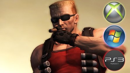 Duke Nukem Forever - Grafikvergleich: PC vs. Xbox 360 & PlayStation 3