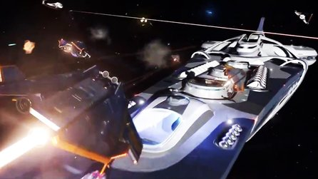 Elite: Dangerous - Gameplay-Trailer zum Spielmodus Close Quarter Championship