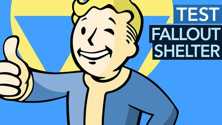 Fallout Shelter - Test-Video: Tiefbau mit Tiefgang?