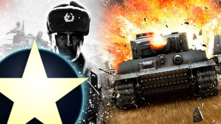 GameStar TV: Kontroverse um Company of Heroes 2 & World of Tanks - Folge 62/2013