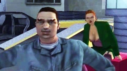 Grand Theft Auto 3 - Preview-Video