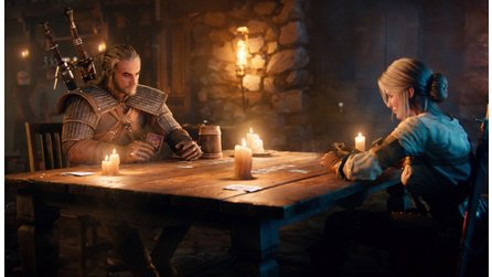 Gwent: The Witcher Card Game - Cinematic Trailer mit Geralt & Ciri läutet die öffentliche Beta ein