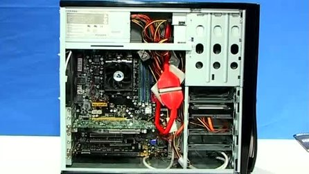 Hardware - Video-Special: PC selbst bauen