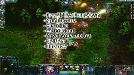 Heroes of Newerth - Kontrollbesuch-Video Juli 2012