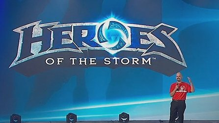Heroes of the Storm - Die Blizzcon 2013-Präsentation von Blizzards Dota