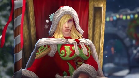 Heroes of the Storm - Trailer zeigt Weihnachts-Event und -Skins »Gift of Winter Veil«