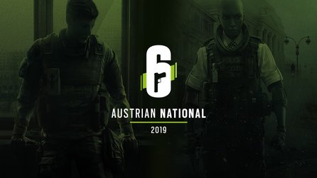 Rainbow Six Siege - Austrian National gestartet