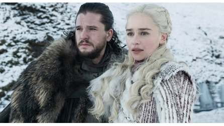 Game of Thrones trifft Star Wars - Was George Lucas am Set von Staffel 8 getrieben hat