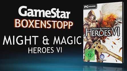 Might & Magic: Heroes 6 - Boxenstopp zur Collector's Edition