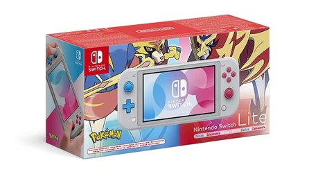 Nintendo Switch Lite Pokémon Limited Edition für 199,99€ bei Amazon [Anzeige]