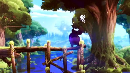 Ori and the Blind Forest - E3-Gameplay-Trailer zum 2D-Jump&Run