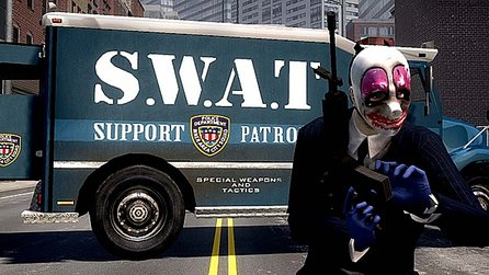 Payday: The Heist - Test-Video zum Koop-Bankraubspiel