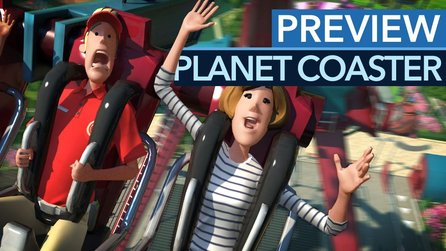 Planet Coaster - Preview-Video zur wunderhübschen Freizeitpark-Simulation