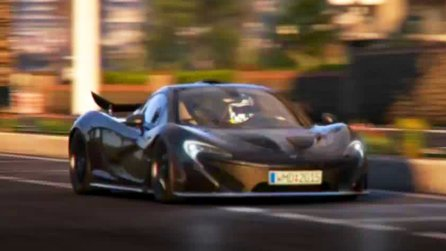 Project Cars - Launch-Trailer mit McLaren P1 und Co.