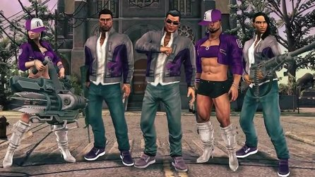 Saints Row 4 - Trailer zum DLC »GAT V«