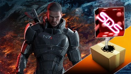 Server Down Show 197 - Mass Effect 3