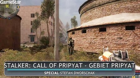 Stalker: Call of Pripyat - Pripyat-Video
