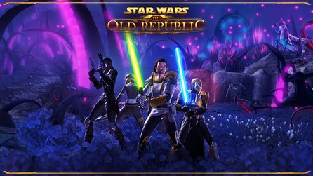Star Wars: The Old Republic - Patch 5.4 mit neuem Planeten, Flashpoint und neuer Festung