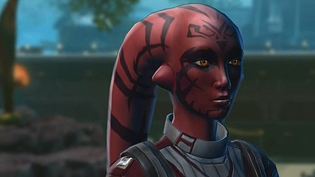 Star Wars: The Old Republic - Entwickler-Video erklärt Gefährten-System