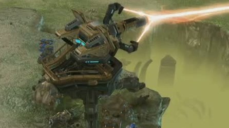 StarCraft 2: Wings of Liberty - Video-Special: Tempel-Mission
