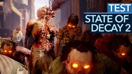 State of Decay 2 - Test-Video zum Open-World-Zombiespiel