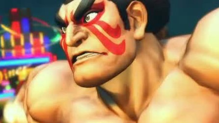 Street Fighter 4 - Preview-Video