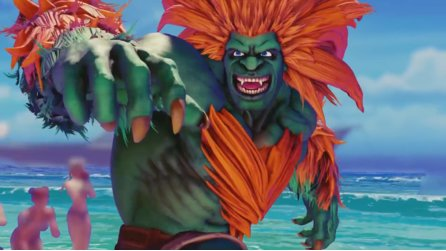 Street Fighter 5: Arcade Edition - Neuer Kämpfer Blanka im Video vorgestellt